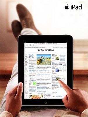 Apple iPad ad