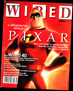 Wired Magazine June 2004 Pixar