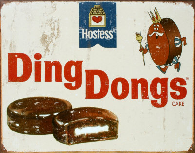 Image result for ding dong cake