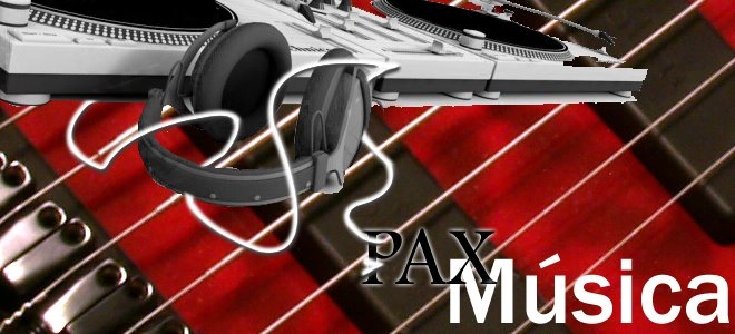 Pax, música para conservar