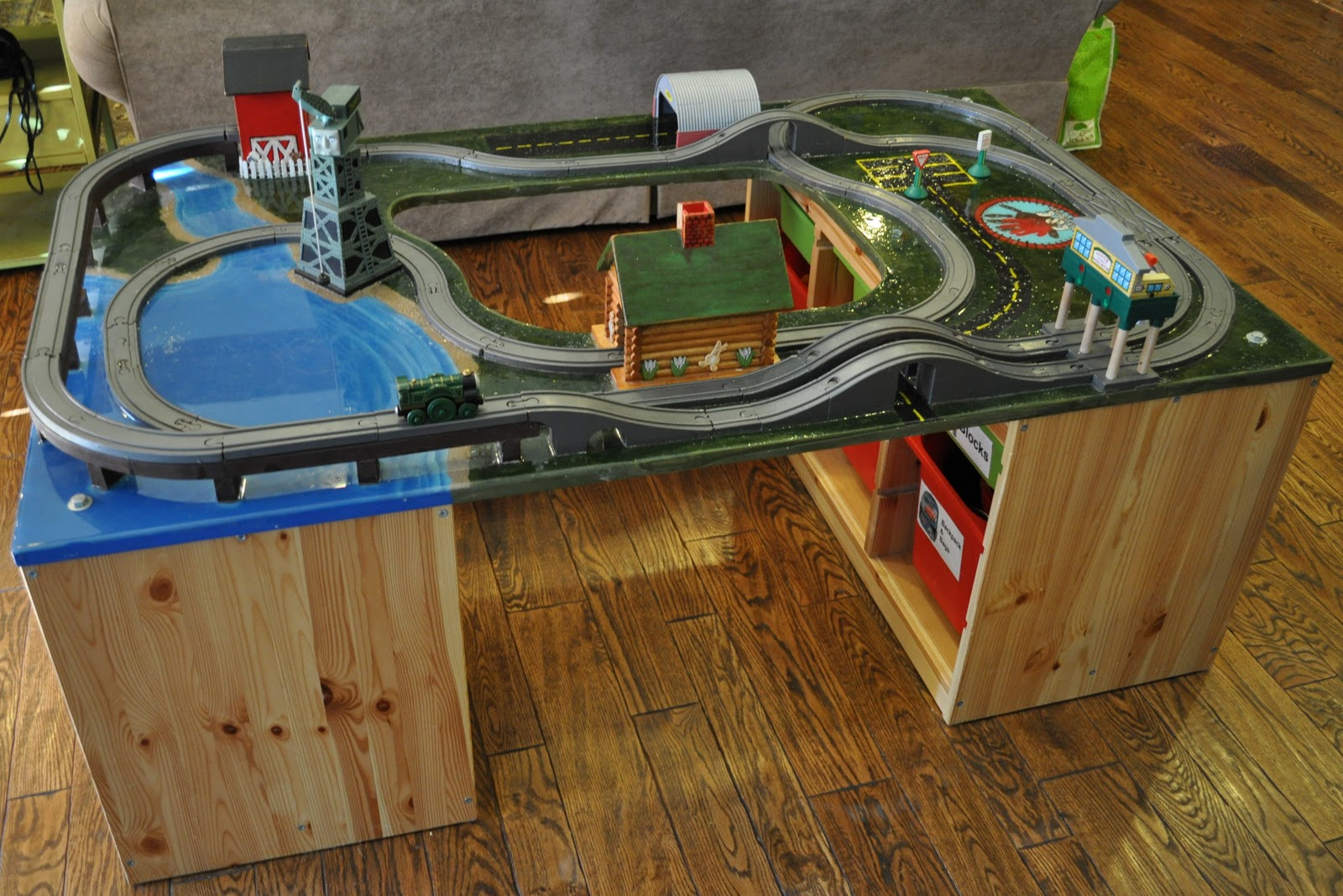 I Am Momma - Hear Me Roar For the Train Lover & Enchanting Train Table Set Ikea Images - Best Image Engine ...