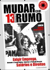 Manifestação da CGTP: Lisboa, 13/Março