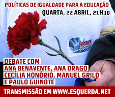 DEBATE ESQUERDA-NET: 22/Abril