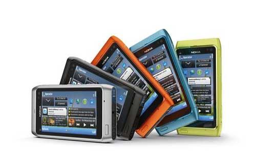 Nokia N8 - Harga, Spesifikasi Nokia N8