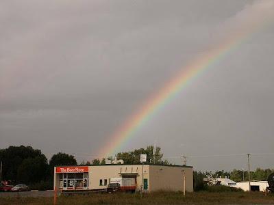 final del arco iris