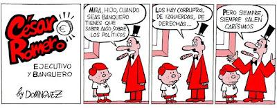 politicos y banqueros