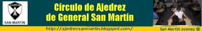 Ajedrez San Martín