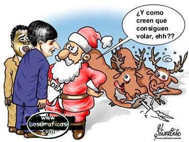 Chistes graficos Navidad