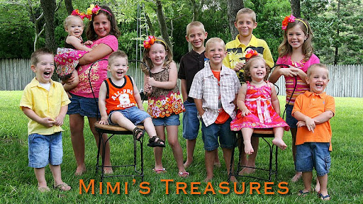 Mimi's Treasured Moments