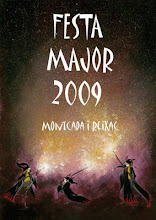 "Finalista Cartel ""Festa Major Montcada 2009"""