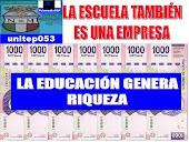 LA EDUCACIÓN GENERA RIQUEZA