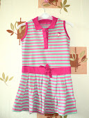 Jersey dresses from 12 -18, 18-24 months RM18-SOLD-