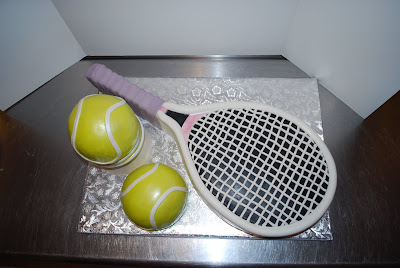 Cup A Dee Cakes Blog Tennis Cake Anyone