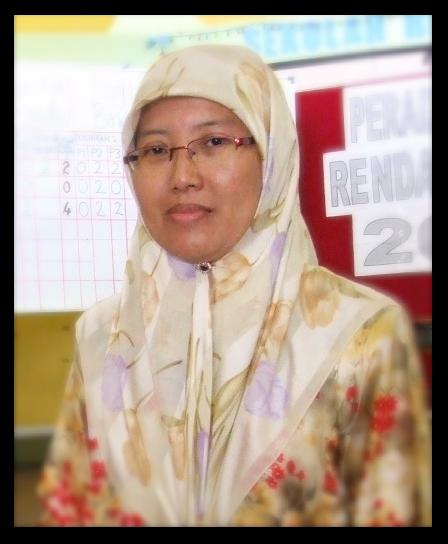 Guru Besar SR Hj Tarif (Principal)