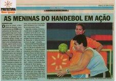 NORMA BARBOSA, de Nova Iguaçu, do Mauá e da Seleção Brasileira