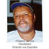 SANTOS, referência do Handebol da Baixada/2001