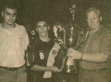 LIGA enfrenta o Vasco em jogo comemorativo/1998