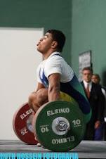 BRUNO LAPORT, de Nova Iguaçu para ser Campeão da América do Sul/2007