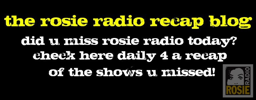 Rosie Radio