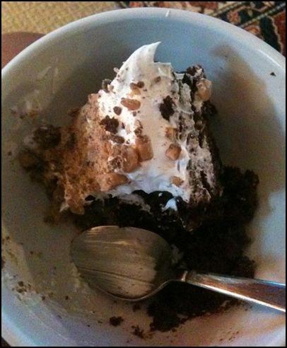Rosie Radio Jeannie S Heath Bar Cake Recipe