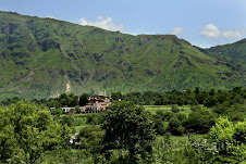 Mountains view in Khuiratta