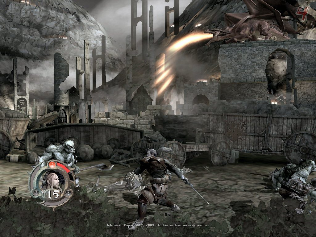 Forgotten Realms Demon Stone Free Download Full PC Game