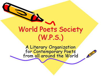 World Poets Society (W.P.S.): Profiles
