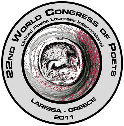 22nd World Congress of Poets (Larissa, Greece 2011)