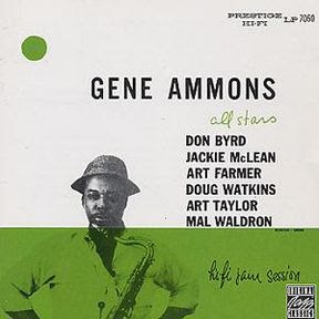 Gene Ammons All Stars The Happy Blues