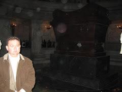Le sarcophage de l`Empereur