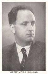 Profesorul Victor Jinga, mocan din Sacele