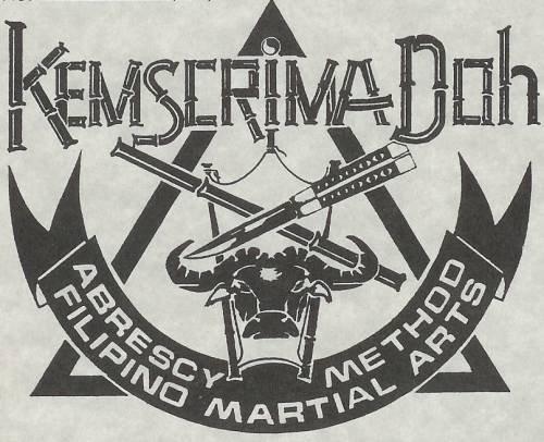 Kemscrima Doh Logo - Glenn C. Abrescy design.