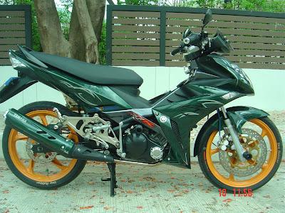 Download Foto Modifikasi Motor Yamaha