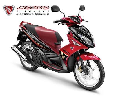 New Yamaha Nouvo Elegance 2008