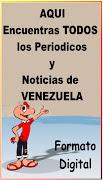 todos Los Periodicos Y Noticias de VENEZUELA.