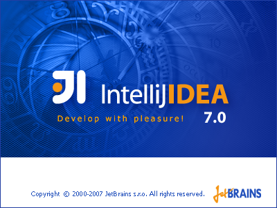 IntelliJ IDEA 7.0.3 for Mac