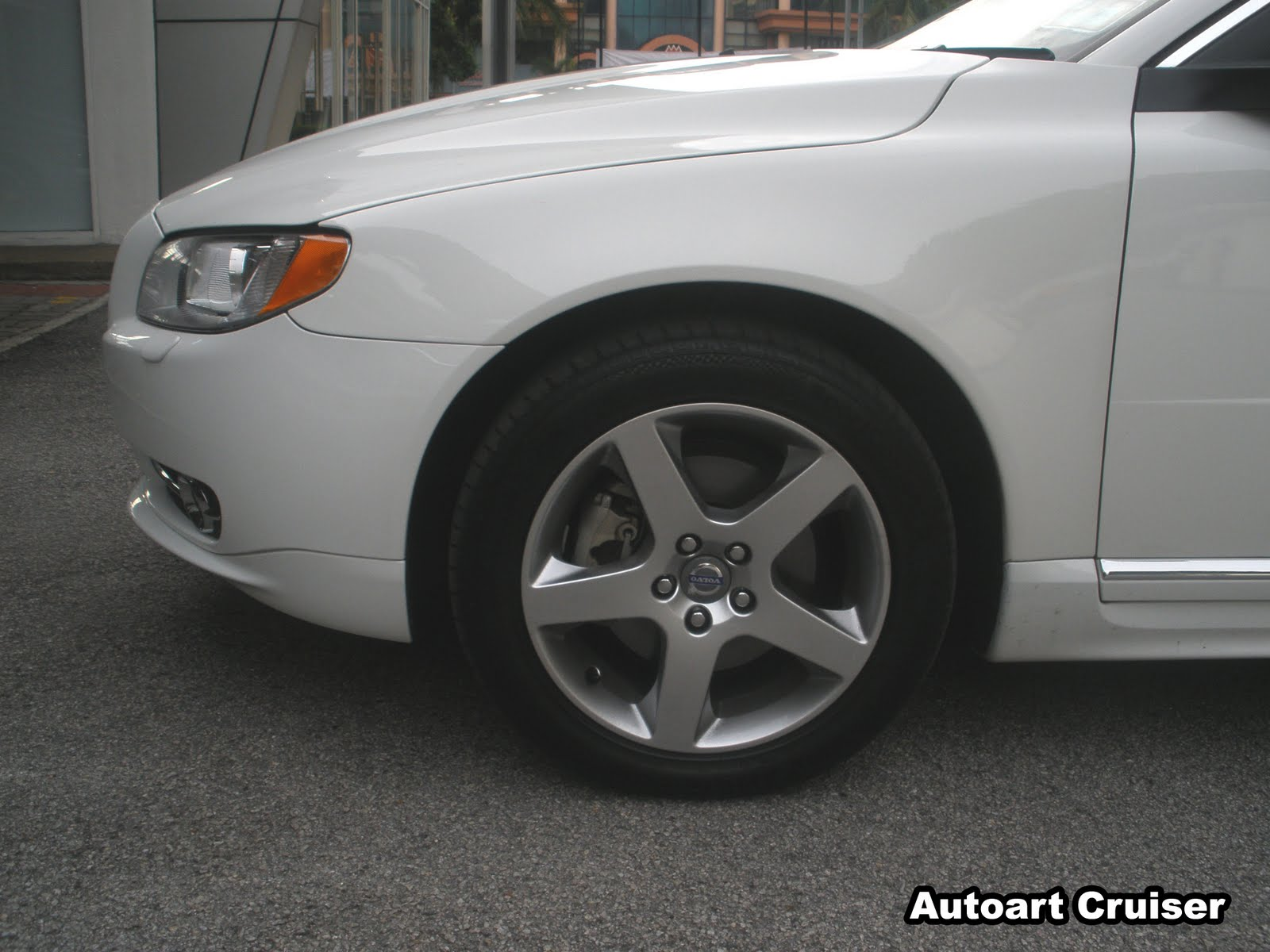 Autoart Cruiser  The 2010 Volvo S80 2 5T Test Drive Diary