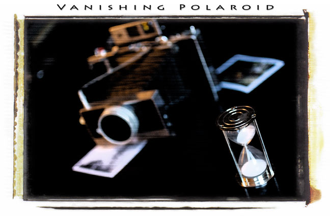 Vanishing Polaroid