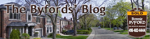 The Byfords' Blog - Leaside, Davisville Village