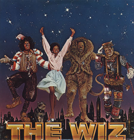Michael Jackson the Wiz Movie
