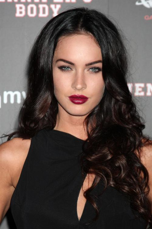 Megan Fox @ Copy Megan Foxs Eye Makeup Look