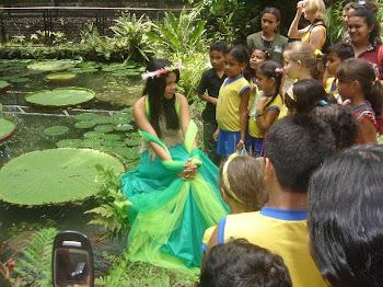 Vitória-Régina (Trilha dos Seres Encantados: uma viagem ao imaginário amazônico)