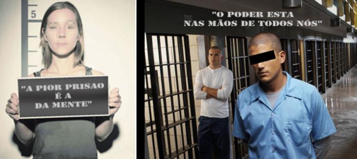 """""""A PIOR PRISÃO É A DA MENTE"""""""