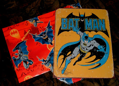 batman wrapping paper