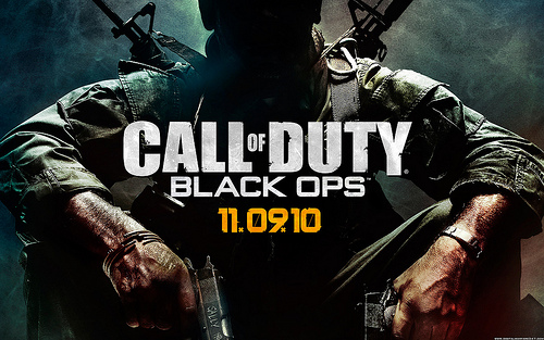 Call of Duty: Black Ops Gameplay