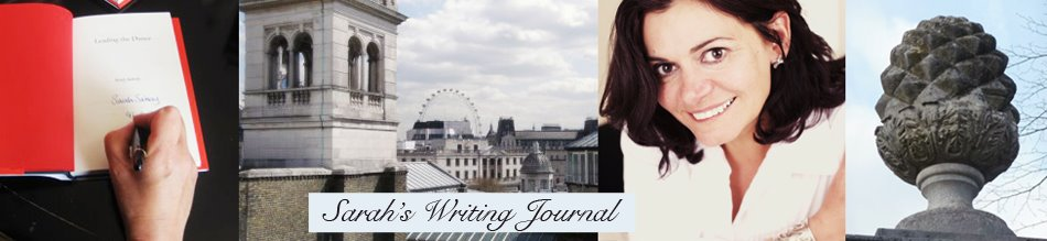Sarah's writing journal