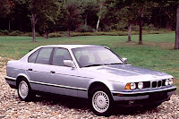 The 1990 BMW E34 5 Series Is Version Of Automobile Built From Mid 1987 To 1996 With Touring Model Ending June