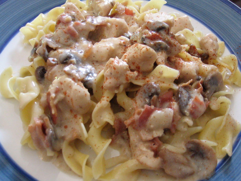 Chicken Stroganoff Recipes — Dishmaps