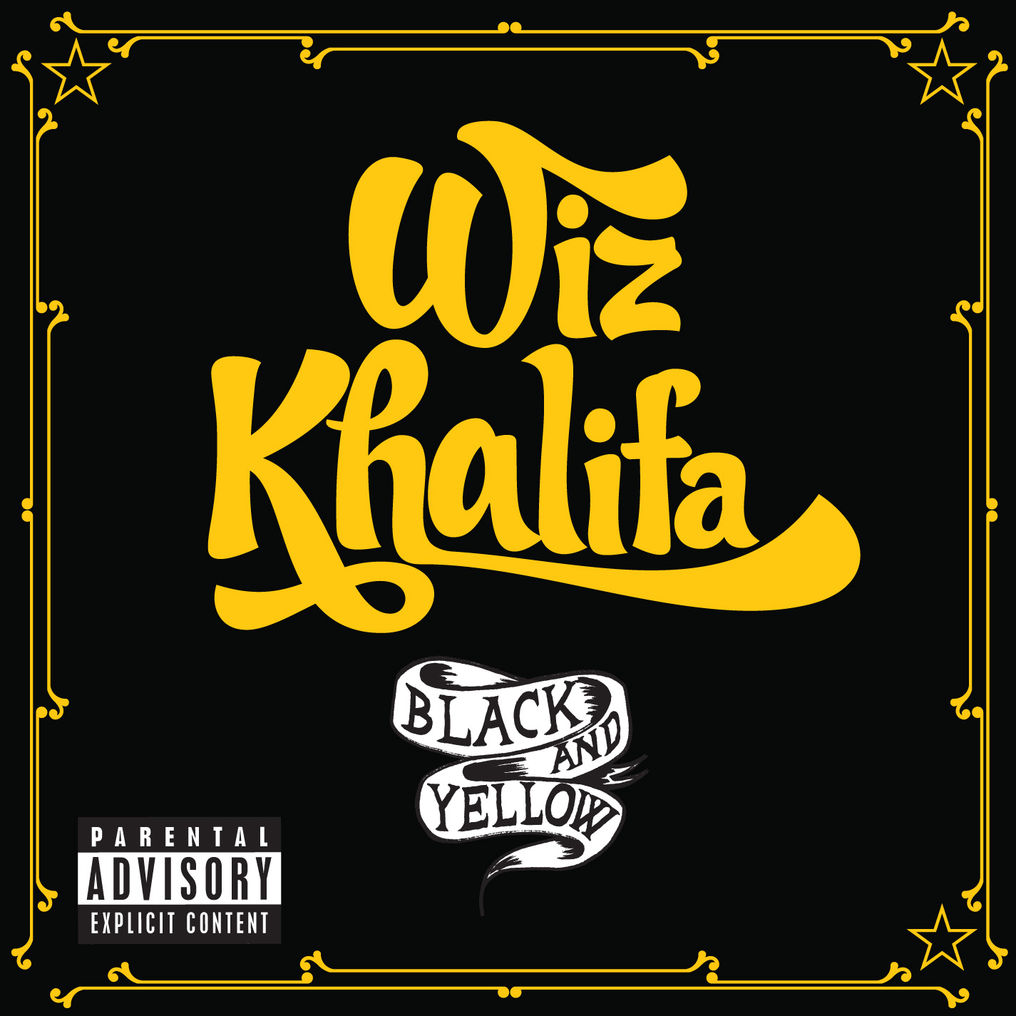 Book With Black And Yellow Cover ~ Wiz khalifa black and yellow