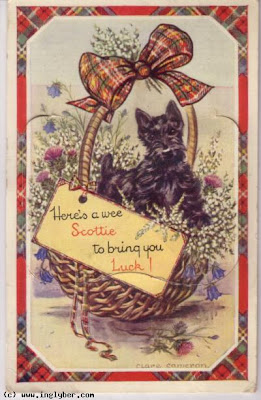 Celtic lady a scottish new year i hope you have enjoyed these words along with the images of scottish terriers west highland terriers and corgis sending us their holiday wishes m4hsunfo